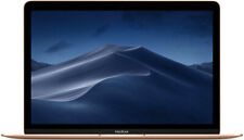 "Apple MacBook 12"" Intel Core I5 1,3GHZ 8+512GB Gold Oro MRQP2T/A NUOVO Dorato"
