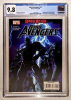 "DARK AVENGERS #1 ""NEW AVENGERS 1"" Homage Cover CGC 9.8🔥Young Sentry Venom 3 7 9"