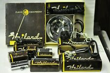 Heiland bulb flash and related accessories as shown