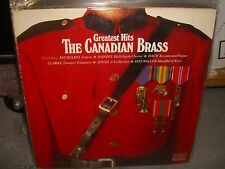 The Canadian Brass - Greatest Hits - Rare LP in Excellent Conditions - L1