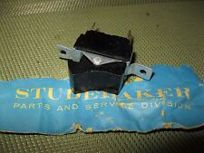 NOS 1966 Studebaker Windshield Wiper and heater Switch