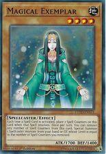 YU-GI-OH CARD: MAGICAL EXEMPLAR - LEDD-ENA11 - 1ST EDITION
