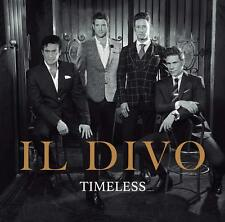 IL DIVO TIMELESS CD (PRE-Release August 10th 2018)