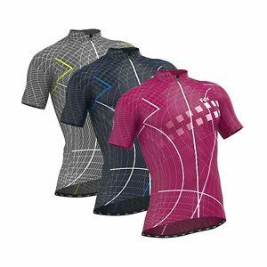 FDX Classic II Mens Cycling Jersey Half Sleeve Cycle Top Summer MTB Racing Shirt
