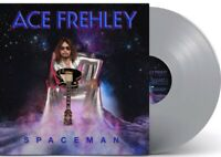 Ace Frehley Spaceman LP Silver Vinyl plus Download Card US Import Brand New