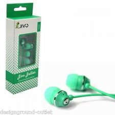 JIVO JELLIES CUFFIE IN-EAR NUOVE – APPLE GREEN VERDE