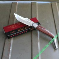 NAVAJA JEREZANA STAMINA KNIFE knives MESSER HOJA 10,9 CMS 01199 M17