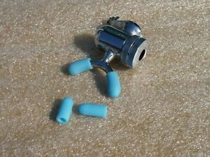 New rubber hoods for Campagnolo pump adaptor 1030 series light blue ca