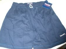 NEW Spalding Men's Athletic Shorts XL Navy Blue with Tie Waist  (H)