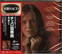 JACQUELINE DU PRE-DVORAK: CELLO CONCERTO-JAPAN SACD Hybrid G50