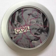 Coil CD Live In Oslo 2002 - Metal Box Limited 100 Current 93 New