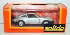 Coches, camiones y furgonetas de automodelismo y aeromodelismo Solido Porsche escala 1:43