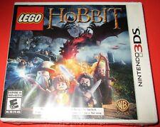 LEGO The Hobbit Nintendo 3DS *New! *Sealed! *Free Shipping!