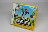 Nintendo DS / New Super Mario Bros / Manual included / NDS / Tested / from JAPAN
