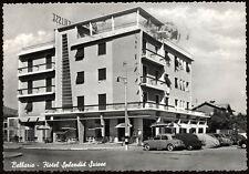 cartolina BELLARIA hotel splendid suisse AUTO