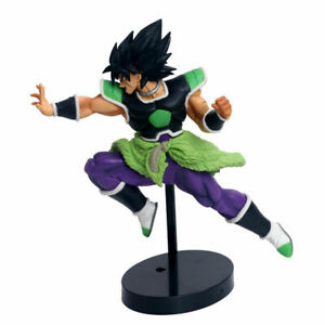Dragon Ball Z Super Broly Ultimate Soldiers Action Figures PVC Model Toys