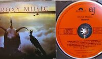 Roxy Music- Avalon- West Germany Red Face- 800032-2- POLYDOR- lesen