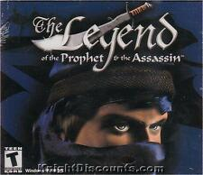 The LEGEND OF THE PROPHET & ASSASSIN Adventure PC Game