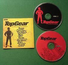 BBC Top Gear Keane Razorlight Hives Killers Groove Armada New Radicals + 2 x CD