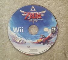 The Legend of Zelda: Skyward Sword Nintendo Wii -  Disc Only - Works 100% RARE