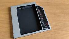 2nd DISCO fisso HDD CADDY si adatta 9.5 mm Macbook Pro