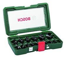 Fresa Bosch 15 piezas Hm-fresadora-set (ø 8 mm) 2607019469