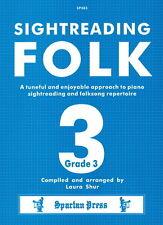 Sightreading Folk grado 3 Piano de lectura visual