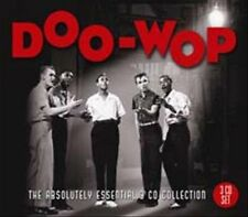 NEW Doo-Wop: Absolutely Essential 3cd Collection (Audio CD)