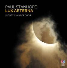 Paul Stanhope: Lux Aeterna (2017)