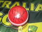 James Pattinson (Australian Test Player) signed Kookaburra Red Cricket Ball +COA
