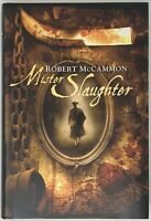 MISTER SLAUGHTER By Robert R. Mccammon - Hardcover *Excellent Condition*