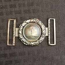 South Carolina Confederate Buckle Militia Brass