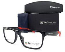 Tag Heuer  Urban TH552 006  Black Red  57mm Eyeglasses