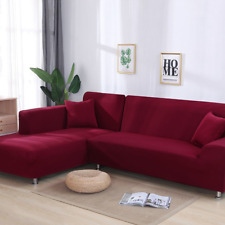 Covers for corner sofa sectional sofa universal Elastic L-shaped