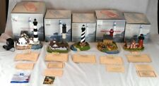 Lot of 5 Harbour Lights Lighthouses Nc Ri Mib #719, #240, #401, #318 & #403R