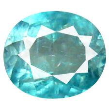 0.15 ct AAA+ VVS-VS   Oval (4 x 3 mm) Greenish Blue Grandidierite