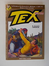 Tex-la ristampa di tex speciale, nr 8-il soldato comanche/cómic/italiano