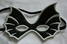 Glow Bat Mask Child's Black Dress-up Party Halloween Unique