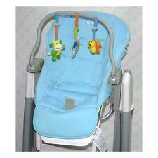 Kit juguetes y forro para tronas Peg Perego Tatamia y Prima Pappa Newborn Blue