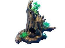 TREE TRUNK BRANCH ROOTS 3065 AQUARIUM RESIN SWIM THROUGH TANK DECOR