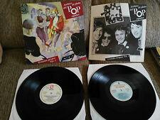 """LOS BRINCOS ARCHIVO DE PLATA DEL POP ESPAÑOL 2 X LP 12"""" VINILO 12"""" 1988 VG+/VG+"""