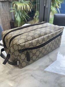 Genuine Gucci Large Wash Bag