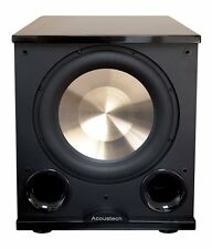 BIC Acoustech PL-200 Powered Subwoofer - Black
