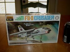 USA, F-8D CRUSADER, Jet Fighter, Plastic Model Kit, Scale 1/72, VIETNAM WAR