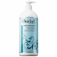 Ouidad Curl Quencher Moisturizing Conditioner for Dry Hair 33.8 oz