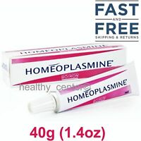 Boiron HOMEOPLASMINE Ointment 40g Large Tube US SELLER