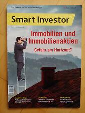 Zeitschrift Smart Investor 10-2020 Immobilien und Immobilienaktien