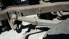 REAR LEAF SPRINGS PAIR FITS 92-99 SUBURBAN 2500 USED CALI TRUCK