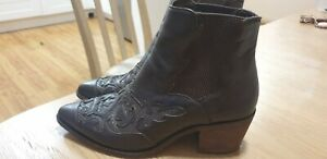 Midas Ankle Boots Size 37