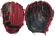 "LHT Lefty Wilson WTA20LF18MA14GM 12.5"" A2000 Super Skin Softball Glove"